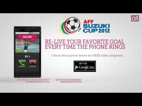 Malaysia's Safee Sali - Video Ringtones: AFF Suzuki Cup 2012