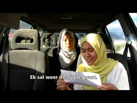Malay and Afrikaans reading challenge