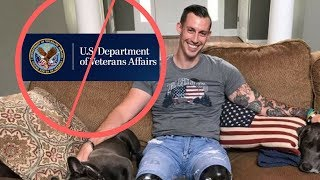 Dogs are being shamefully abused in VA labs. Wounded Warrior goes against the VA. .Dogs are being shamefully abused in VA labs. This must stop. Wounded warrior Johnny 'Joey' Jones .'Im suspicious of researchers at the Department of ..., From YouTubeVideos