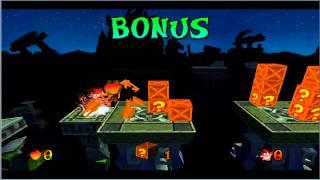 Crash Bandicoot 2 - Level 14 Road To Ruin HD