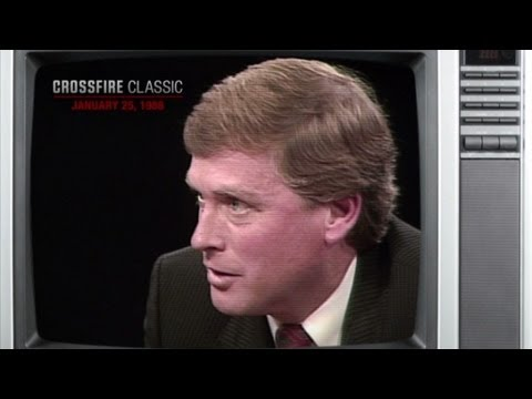Crossfire Classic: Quayle on Gorbachev in 1988