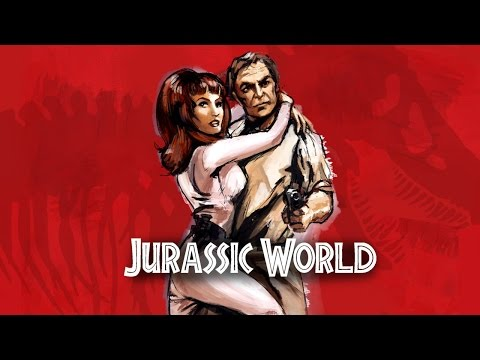 """Jurassic World"" (1978 Trailer)"