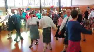 The Paisley Weavers, Kelburn Scd Club Tea Dance, June 2015