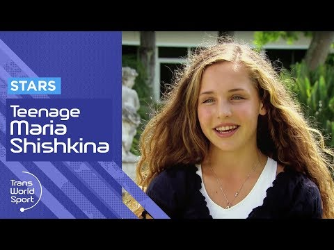 Maria Shishkina - The Next Maria Sharapova? | Trans World Sp