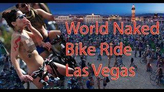 World nude bike ride Las Vegas Saturday, June 24, 2017