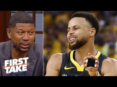 Steph did all he could in the Finals, the Warriors lost to a better team - Jalen Rose   First Take