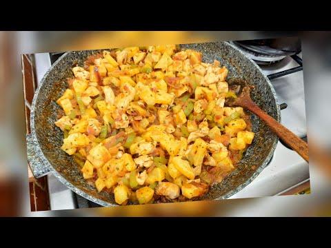 مطبخ ام وليد الذ و اسرع وجبة عشاء بمكونات بسيطة .