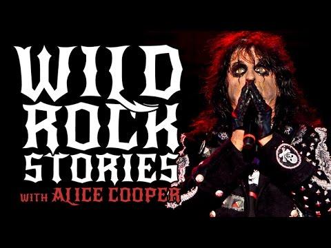 wild rock stories alice cooper youtube. Black Bedroom Furniture Sets. Home Design Ideas