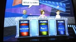 Jeopardy! Xbox 360 Run: Game 2