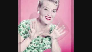 Patti Page - LET ME GO, LOVER!