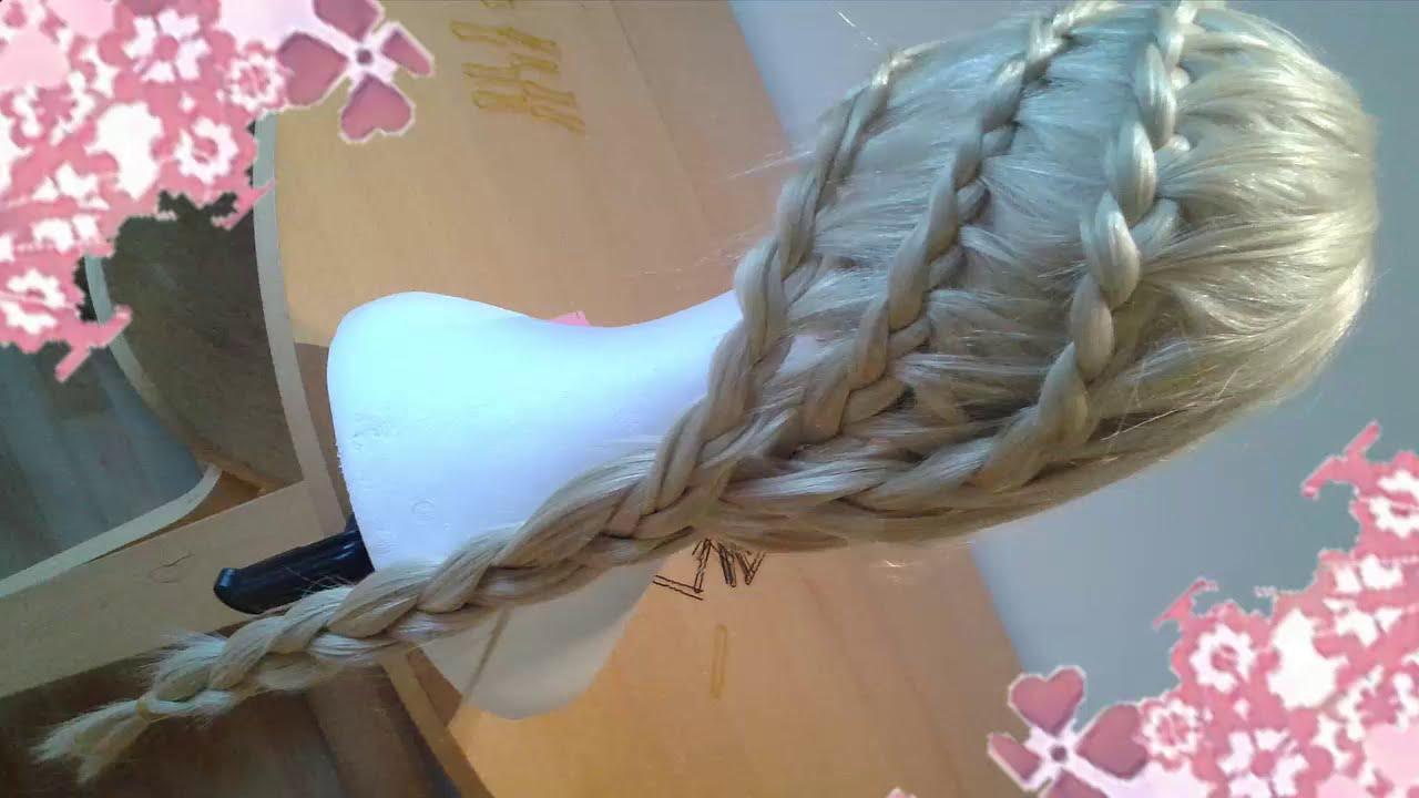 peinados faciles para cabello largo rubio rapidos y bonitos para nia a la escuela