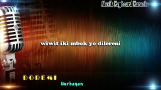 Nurbayan - DOREMI (Dadu Karo Remi) Karaoke Tanpa Vokal
