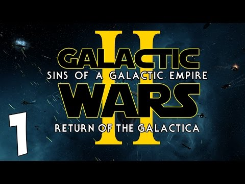 RISE OF THE NEW REPUBLIC! Sins of a Galactic Empire: Galactic Wars - Episode II [New Republic] #1