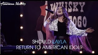 Layla Spring's Second Chance Audition: Full Performance