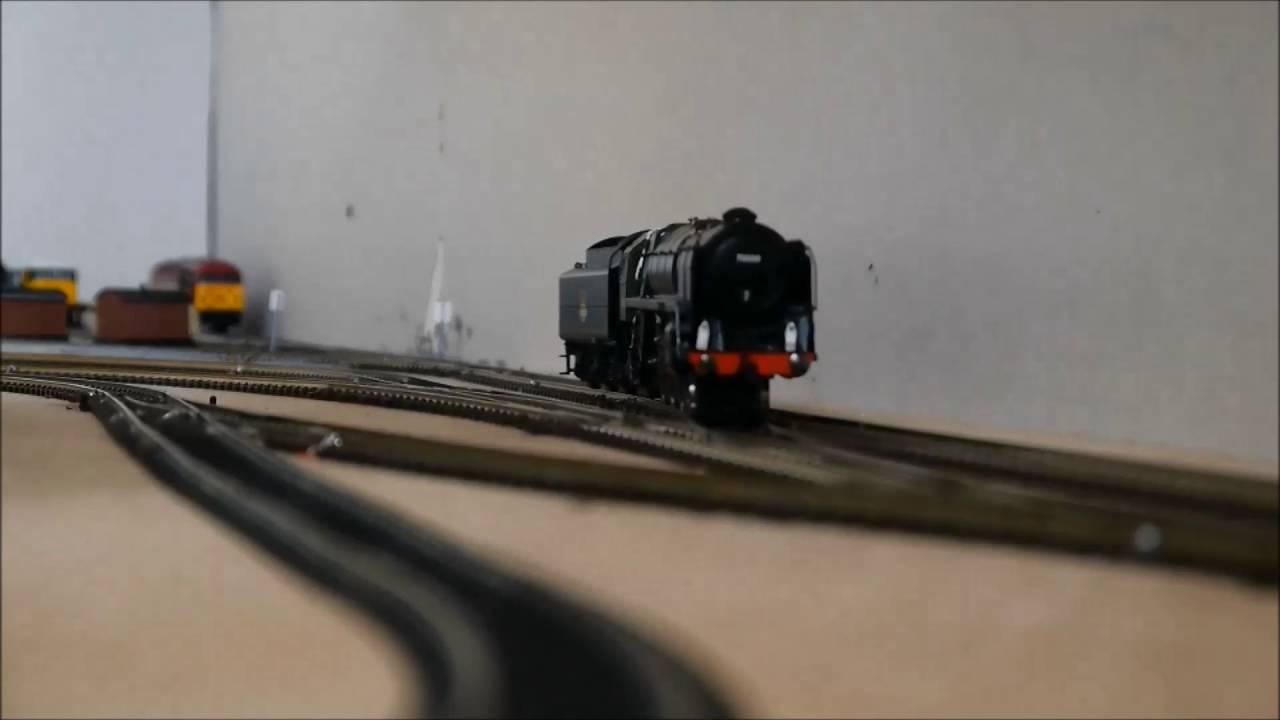 00 Garden Railway Steam On Decoy Depot
