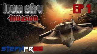 Iron Sky Invasion - Ep1 - Et si les nazis venez de l