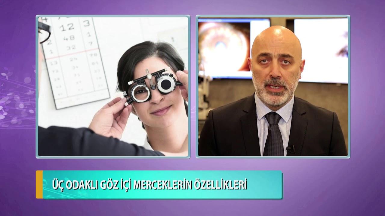 Tri-fokal göz içi mercek tedavisi hastalara ne gibi avantajlar sağlar? Op. Dr. Hakan Sivrikaya