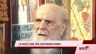 LA MULŢI ANI, ÎPS JUSTINIAN CHIRA!