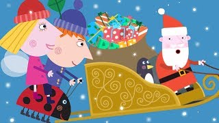 Ben and Holly's Little Kingdom | Christmas Gifts for Lucy 🎁 1Hour | HD Cartoons for Kids