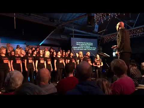 """The First Noel"" Brighton Goes Gospel 16 DEC 2017"