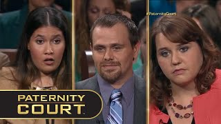 Man Denies Ever Having Relations With Woman (Full Episode) | Paternity Court