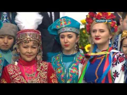 """""""News summary"""" (28.03.2016)-Kazakh TV-eng"""