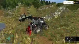 "[""Duble"", ""winching"", ""over"", ""river"", ""Duble winching over river"", ""Old Streams"", ""Old Streams Map"", ""Farming Simulator 2015"", ""Farming"", ""Simulator"", ""FS 2015"", ""FS"", ""Farming Simulator"", ""Winch"", ""UNIMOG"", ""Krpan"", ""Forestry tractor"", ""tractor"", ""logs"""
