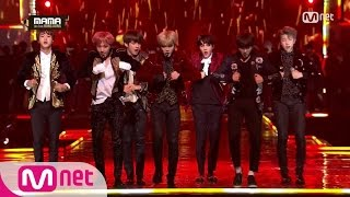 Download [2016 MAMA] BTS - FIRE