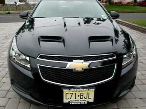 Chevrolet Cruze Predator Hood Youtube