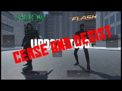 Crisis on Earth One: An Arrowverse Fan Game (Development Update Two!)