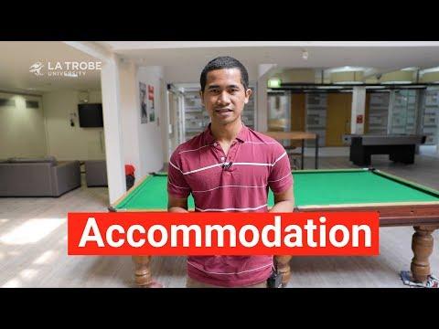 La Trobe University International Student Services: Accommodation