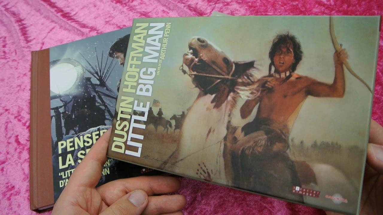 Download LITTLE BIG MAN Ultimate Collectors Edition Blu-Ray Carlotta Films DUSTIN HOFFMAN Arthur Penn