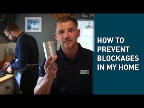 SEVERN TRENT | HOW TO PREVENT BLOCKAGES IN MY HOME WITH CHAD & LIAM