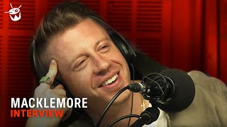 Macklemore reacts to