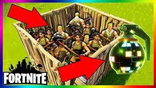 IL FAIT TOP 1 GRACE A LA NOUVELLE GRENADE !!! // Fornite Battle Royale