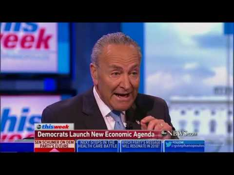 As Gas Prices Fall to 12 Year Low, Schumer Claims Gas Price Only Goes Up