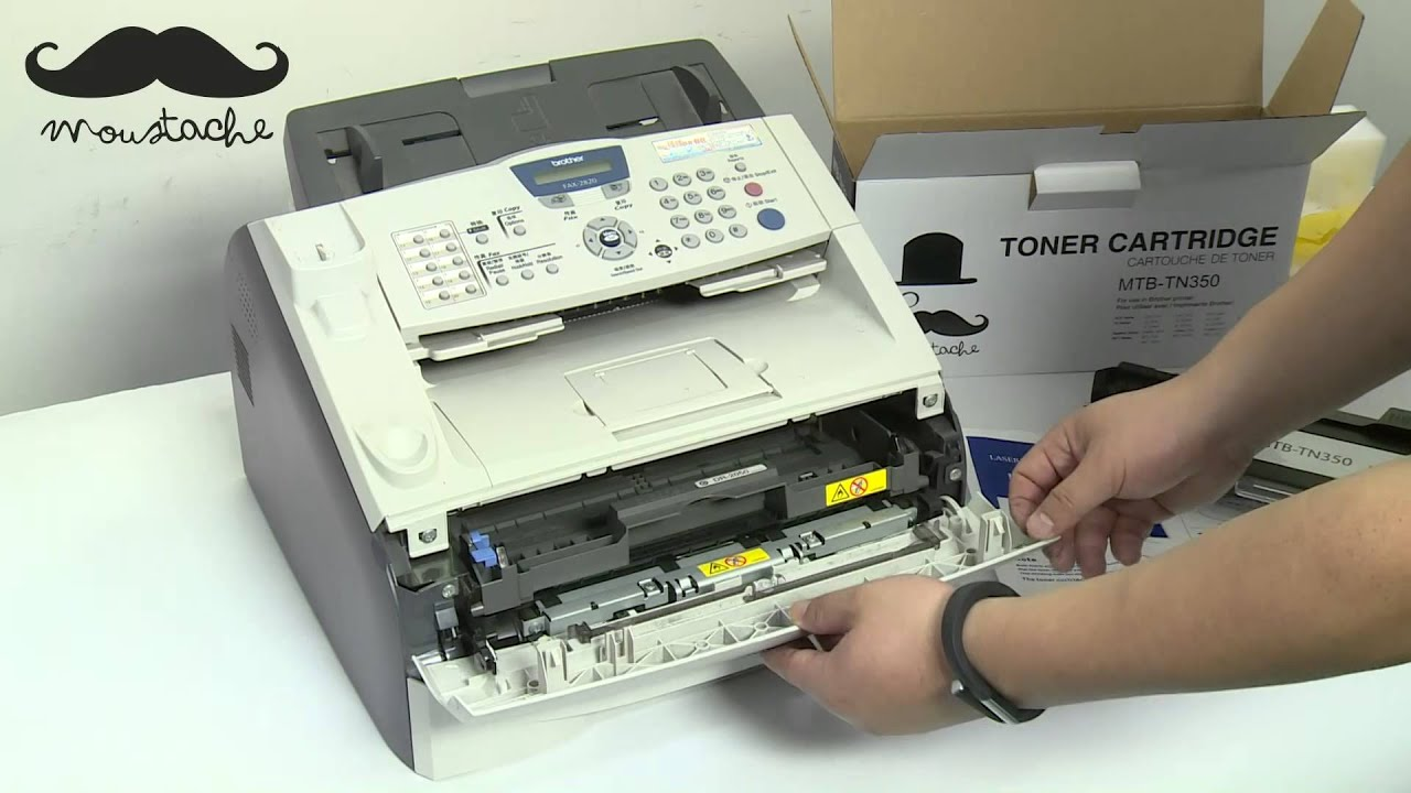 NEW DRIVERS: BROTHER FAX 2920 PRINTER