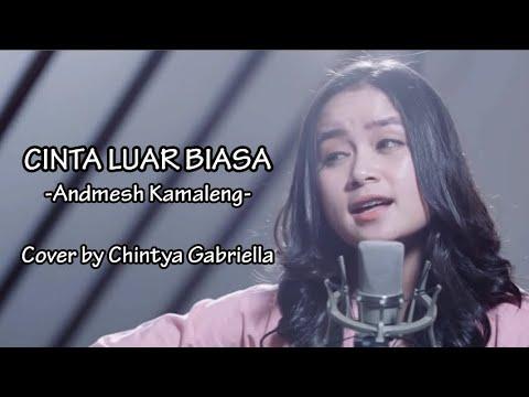 Andmesh Kamaleng - Cinta Luar Biasa (Cover Chintya Gabriella)Lyrics