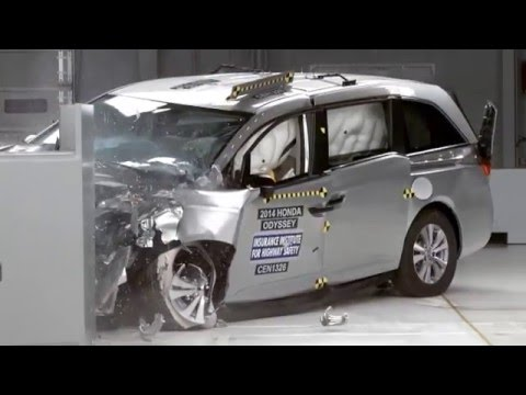 Town And Country Toyota >> Minivan Crash Tests - The Good, Bad and the Ugly - YouTube