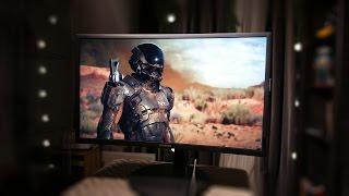 samsung cfg70 quantum dot curved gaming monitor mit 144hz und freesync