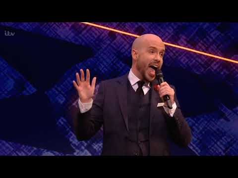 Try To Not Laugh With Tom Allen - The Royal Variety Performance 2017 - 19 Dec