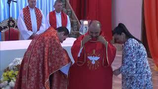 Eucaristía diácono permanente Diego Iván Aristizábal - Junio 9 de 2019