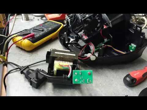 Thrustmaster T300 wheel repair