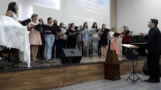Coral Betel | Dia glorioso - Culto 01.12.2019