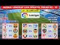 Jadwal Siaran Langsung Liga Spanyol Pekan Ke 32 ~ Celta Vigo VS Barcelona, Espanyol VS Real Madrid
