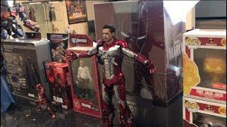 Episode 250 - My BIG TOY HAUL from my TOY HUNTING BRO TRIP! HOT TOYS! MEZCO! FIGUARTS! FUNKO POPS!