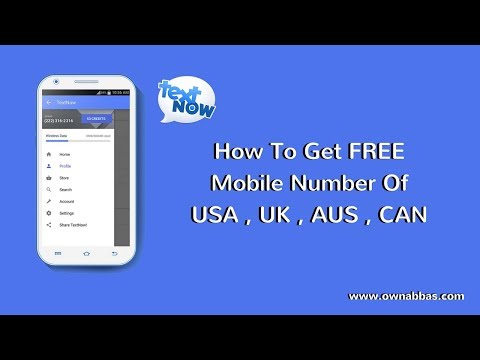 How To Get A Free Phone Number from YouTube · Duration:  2 minutes 27 seconds