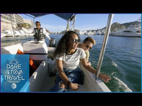 Damon and Jo On The Water In Mexico | Dare To Travel Episode 9