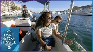 Damon and Jo On The Water in Mexico   Dare To Travel Episode 9