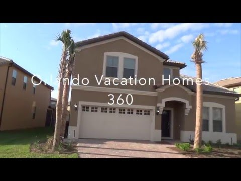 8 Bedroom Windsor Westside 407-966-4144 Vacation Rental Orlando - Kissimmee